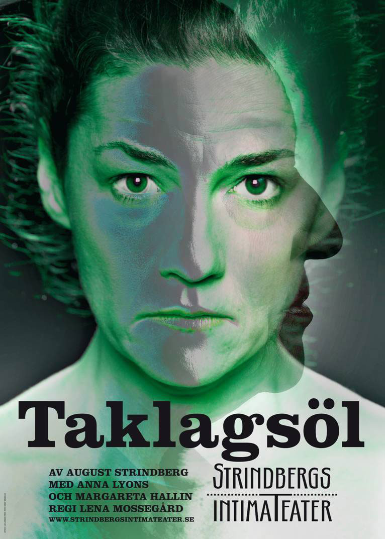 Taklagsöl, Strindbergs Intima Teater, 2011 Foto: Bengt Wanselius